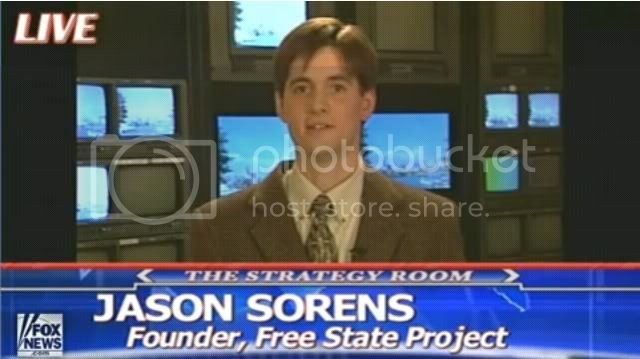 Jason Sorens on Freedom Watch